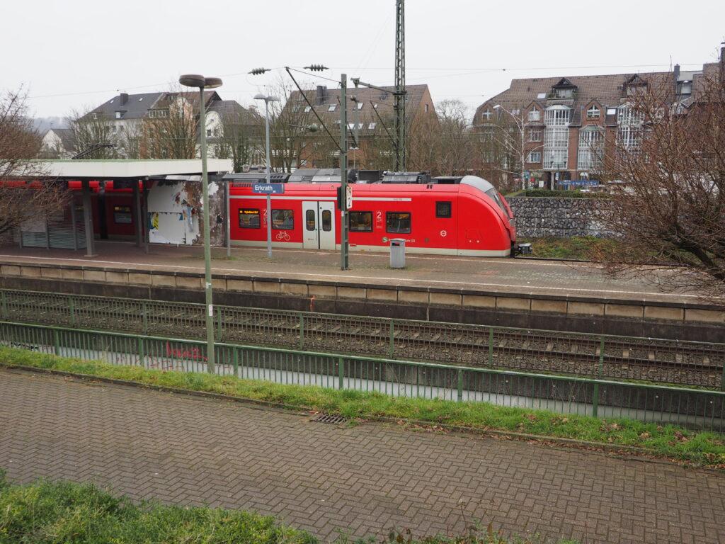 Düsseldorf Hbf Gesperrt