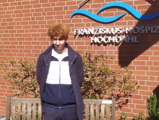 Schirmherr des ambulanten Kinder- und JugendhospizdienstesHorst Wegener