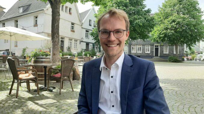 CDU-Landtagsabgeordneter Dr. Christian Untrieser im Sommerinterview mit Erkrath.jetzt