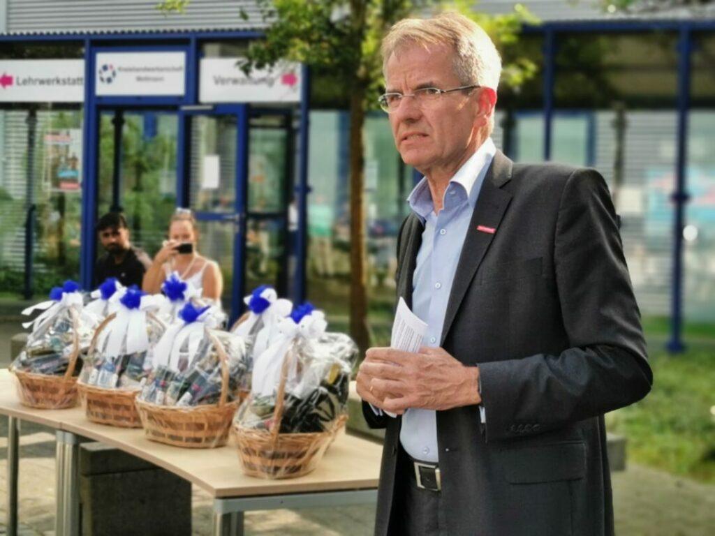 Andreas Ehlert, Präsident der Handwerkskammer