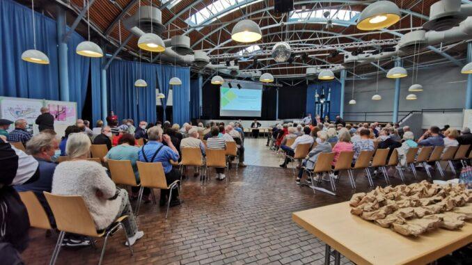 Ideenforum Stadtweiher im Bürgerhaus