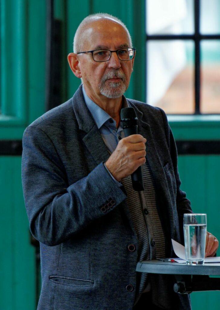 Johannes Podporowski, 2. Vorsitzender des BGV Erkrath Foto: Lutz Wulfestieg