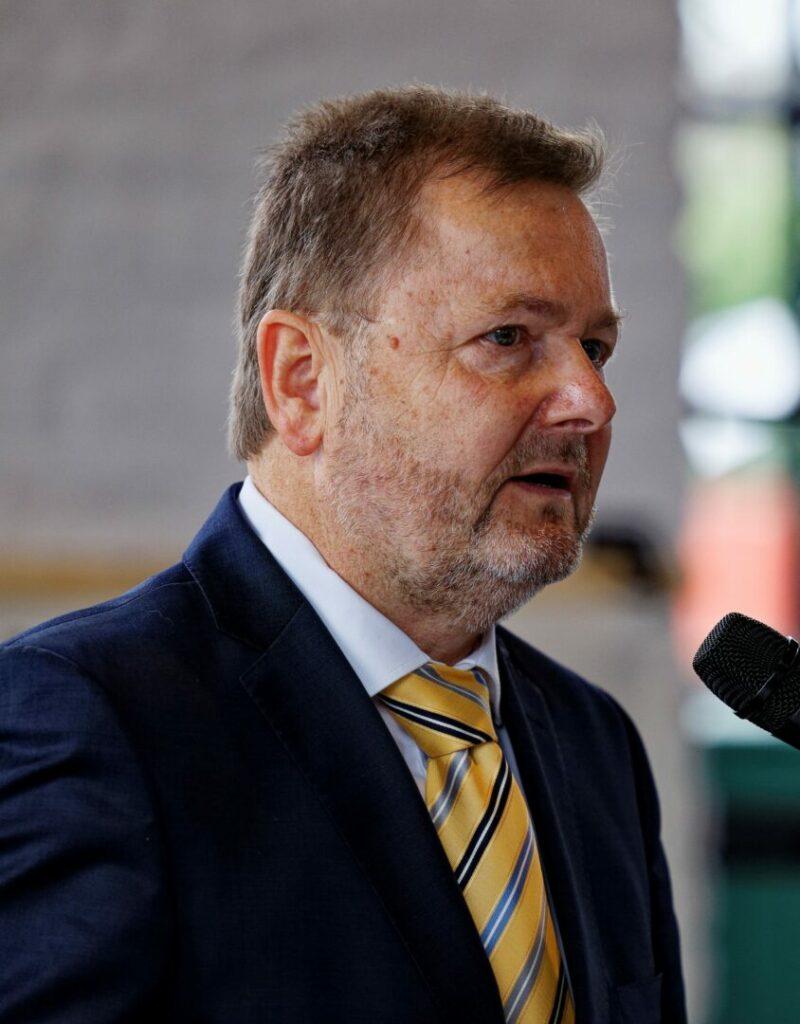 Dipl.-Ing. arg. Thomas Halbach, Vorsitzender des BGV Gesamtvereins Foto: Lutz Wulfestieg